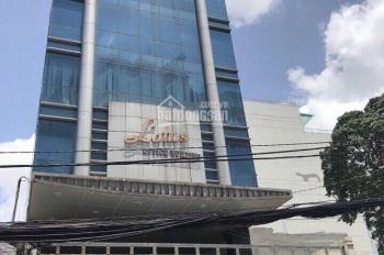Chính chủ bán tòa nhà MT ngay khu sân bay  P2 Tân Bình 11x24m hầm 7 lầu HĐT 250tr/tháng. Giá 53 tỷ