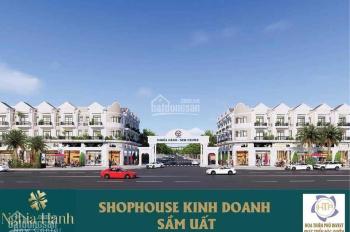 Nơi đầu tư sinh lời nhanh nhất tỉnh Quảng Ngãi - dự án Nghĩa Hành New Center