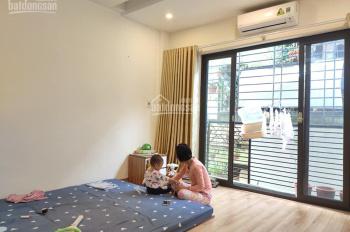 Bán nhà Trương Định - Hoàng Mai 5 tầng x 35m2, MT 4.1m, 3,3 tỷ, ô tô đỗ cổng, nội thất Châu Âu