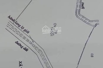 Bán đất.200m thổ cư.mặt tiền 90m đường bê tông.cách nhựa 1km.giá 820tr