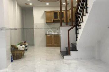 Nhà hẻm 6m đường Hương Lộ 2, 3.5x10m, đúc 4,5 tấm, giá 3,58 tỷ