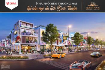 Queen Pearl Marina Complex (Lagi Bình Thuận) NP4-17 view công viên trung tâm.