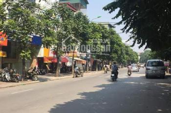 Bán nhà mặt phố Lạc Trung, Hai Bà Trưng, kinh doanh đỉnh, vỉa hè 3m, 42m2 x 5 tầng, 9.7tỷ