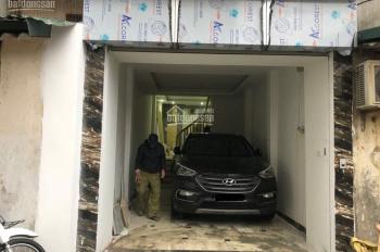 Phố Hưu Trí Hà Đông 52m2 x5 tầng 1 lửng, ngõ rộng ô tô vào nhà giá chỉ 4,3 tỷ 0355823198
