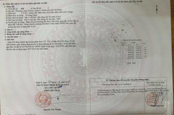 Bán 117,5m2 đất Võ Văn Hát, gần Ngã ba Lò Lu và Lã Xuân Oai, LH 0902913220