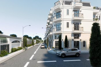 Bán nhà mới mặt tiền Shophouse giáp trung tâm Gò Vấp