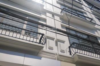 Bán nhà ngõ Hòa Bình 7 phố Minh Khai, ô tô đỗ cửa, 38m2 * 5T nhà 2 mặt thoáng, 3.3 tỷ. 0917483636