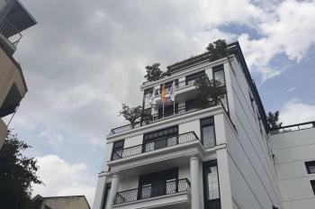 Bán nhà mặt phố Lý Thường Kiệt 57m2, xây 7 tầng thang máy, mặt tiền 11m, 100 tỷ