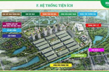 Mở bán Him Lam Green Park - Đại Phúc - Bắc Ninh. KĐT đẳng cấp quốc tế hoàn chỉnh đầu tiên tại BN