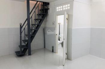 Cho thuê nhà đường Cô Giang Quận 1, nhà mới tinh, 1 lầu, 2 phòng ngủ, giá thương lượng thêm