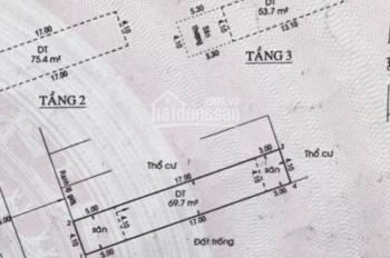 Chính chủ cần ra gấp nhà 1 trệt 3 lầu, mặt tiền Đỗ Xuân Hợp, phường Phước Long B, Quận 9