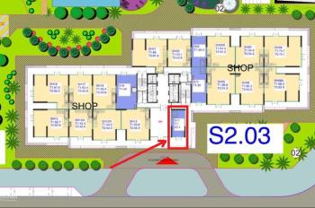 Mặt bằng mở Nhà thuốc Vinhomes Smart city. LH: 0916.454.988