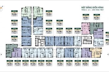 Bán căn hộ cao cấp La Cosmo, 1 trệt 1 lửng, DTSD: 100m2, 3PN - 3WC, hỗ trợ vay 70%