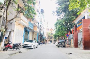Bán nhà 106m2x4T, mặt ngõ 6m Hoàng Văn Thái - Cù Chính Lan, 02 ô tô tránh, 12,9 tỷ. LH 0936878286