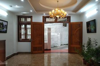Bán nhà ngõ  281 Trương định,Hoàng Mai 45m2x5T giá 2.85 tỷ xây mới cứng cách mặt phố 50m