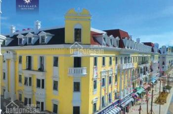 Shophouse kinh doanh nhà hàng, khách sạn Sungroup từ 16 - 30 phòng