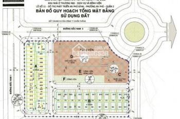 Cần bán lô đất 80m2 An Phú New City, giá 4,4 tỷ, MT Nguyễn Hoàng gần Metro Q. 2; 090.634.9031 Minh