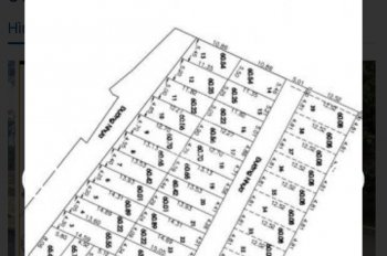 Chính chủ cần bán đất đường 27, Hiệp Bình Chánh, quận Thủ Đức, LH 0926196315