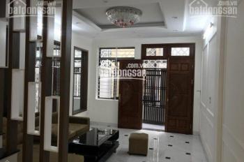 Chính chủ rao bán căn nhà 5 tầng mới xây. - DTXD 53m2 x 5 tầng, ngõ Quỳnh, Bạch Mai, Thanh Nhàn, Ha
