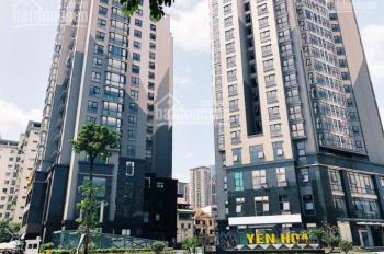 E4 Yên Hòa (Vũ Phạm Hàm) bán căn 3PN, 120m2, căn duy nhất giá chỉ 34 tr/m2. LH: 0396993328