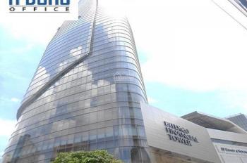 Cho thuê văn phòng Bitexco Financial Tower,đường Hải Triều,Quận 1, DT 185m2, giá 213tr/tháng