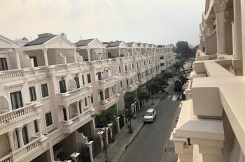 Cho thuê nhà Cityland Gò Vấp, nhà phố thương mại trệt 3 lầu có hầm để xe LH: 0907.077.565