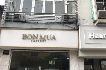 Cho thuê cửa hàng MP Nguyễn Công Hoan, 40m2, MT 3m, giá 17tr/th. Nhà mới, riêng biệt