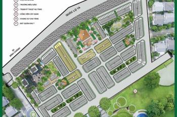Còn duy nhất 13 lô đất KDC An Sương, Tân Hưng Thuận, Q12. Giá 12- 15tr/m2, sổ riêng, LH 0931022221