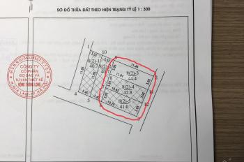 Chính chủ bán đất 128.2m2 ở lâu dài thôn Kim Hồ, xã Lệ Chi, Gia Lâm, Hà Nội