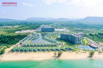 Căn hộ mặt biển 5 sao Movenpick Phú Quốc, cho thuê 350tr/tháng, vốn 950 triệu