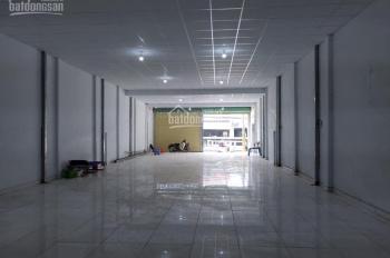 Cho thuê nhà mặt tiền đường Nguyễn Thị Nhỏ, P15, Q. 11, DT 7.5 x 13m