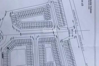 Chính chủ bán 2 lô đất trục chính dự án Khu Đô Thị Khai Sơn Thuận Thành Bắc Ninh