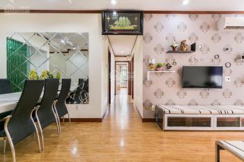 Cho thuê CC Hoàng Anh Gold House 2PN-2WC 96m2. Full nội thất, chỉ 10tr/ tháng. LH 0364686538