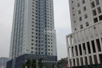 Bán căn hộ A10 Nguyễn Chánh, DT: 65,5m2, 2PN nhận nhà ở luôn. Giá: 32tr/m2