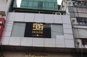 Cho thuê nguyên căn, 8mx13m, hầm - 6 lầu, đường Nguyễn Kiệm, Quận Gò Vấp