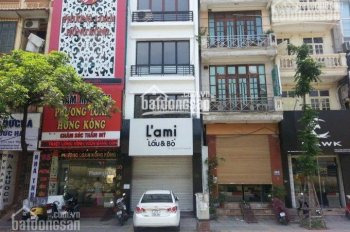 Cần bán gấp nhà mặt tiền Nguyễn Thị Nhỏ, Q. 11. DT: 4.3x27m, nhà 3 lầu, nở hậu 6.2m chỉ 18 tỷ TL