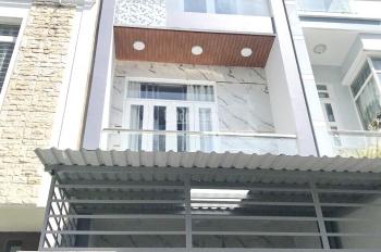 Cho thuê nhà mới 3 lầu hẻm 184 đường Âu Dương Lân, phường 3, quận 8