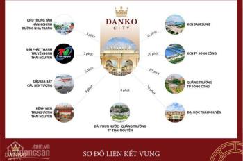 Danko City Thái Nguyên - vẻ đẹp tuyệt phẩm từ cảm hứng kiến trúc hoàng gia