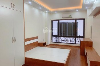 Cho thuê nhà 5 tầng mới xây DT 35m2, Võng Thị, P. Bưởi, Q. Tây Hồ, giá 11 triệu/tháng