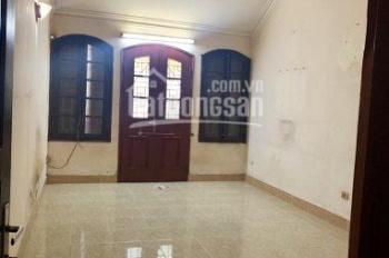 Cho thuê nhà mặt phố Kim Ngưu 36m2, 4 tầng, mặt tiền 3m, riêng biệt, giá thuê 21tr/th