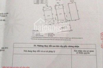 Thu nhập 650tr/th. 7,8 tỷ/năm .MT 6xx Nguyễn Chí Thanh Q.11 8x20m Hầm + 8 tầng nổi. Giá 76 tỷ TL