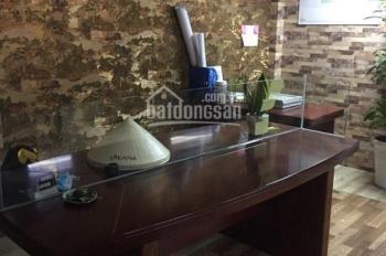 Cho thuê văn phòng phố Minh Khai, 90m2/sàn/tầng; giá 12tr/th
