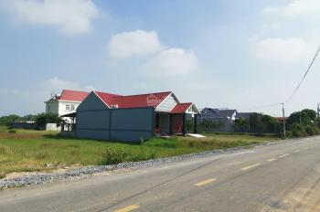 Bán 756m2 đất ở đô thị mặt tiền đường nhựa Ba Sa, thị trấn Hậu Nghĩa, Đức Hòa, Long An
