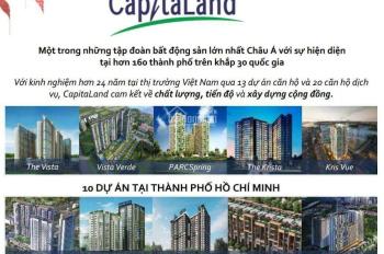 Define của chủ đầu tư Capitaland Singapore hạng sang tại Thạnh Mỹ Lợi Q.2 chỉ 88 căn, LH 0974338759