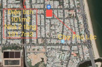 Bán nhà 2 tầng quận Thanh Khê, đường 7m5 thấp hơn thị trường 500tr 0908 96 53 53