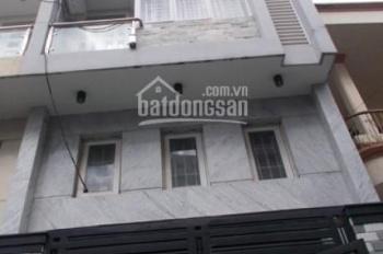 Cho thuê nhà hẻm lớn đường Bình Giã, Tân Bình.Dt:5x16m,1T3L. Lh: 0938313896