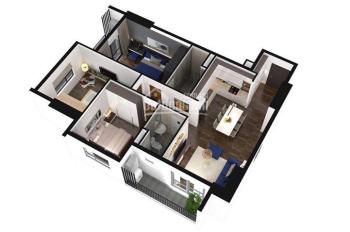 Bán căn hộ 2PN 2VS 69,2 m2 An Khánh, T8/2020 nhận nhà, tặng 30tr/căn 2PN, 60tr căn 3PN