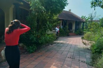 Chính chủ gđ cần bán 2 căn nhà cổ đẹp tại FAMILI resort dt:1040m. Giá 3,3 tỷ