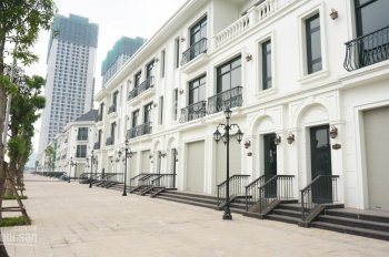 Một số căn biệt thự, Shophouse thấp tầng cho thuê