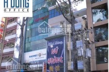 Cho thuê văn phòng Hà Phan Building, Đường Trần Hưng Đạo, Quận 5, DT 200m2 giá 83tr/tháng